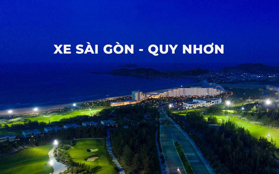 Xe Sài Gòn Quy Nhơn