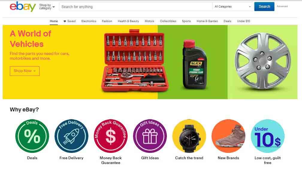 25 Trang Web Mua Hàng Giảm Giá Tại Mỹ Tốt Nhất Hiện Nay