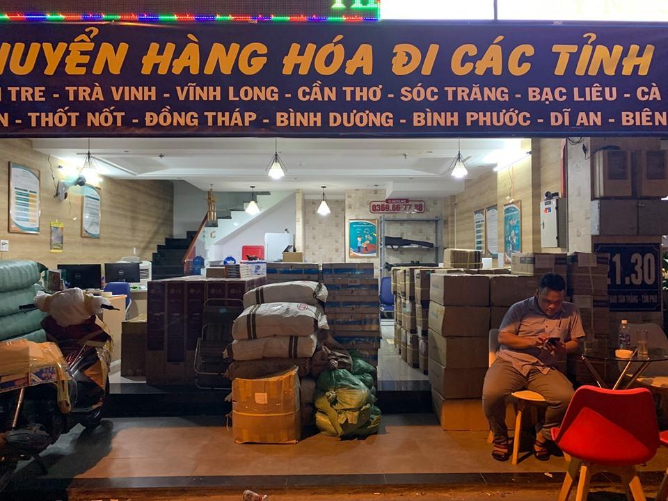 Gởi Hàng Đi Phú Quốc Tại Quận Tân Phú Hồ Chí Minh