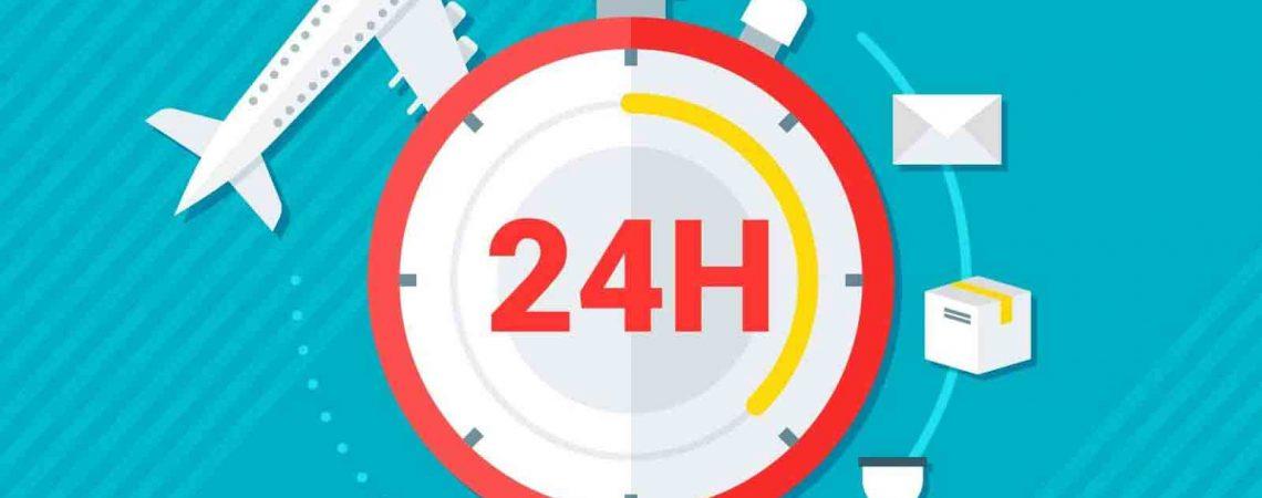 Dịch vụ chuyển phát nhanh của An Phú Express hỗ trợ bạn giao hàng chỉ trong vòng 24h