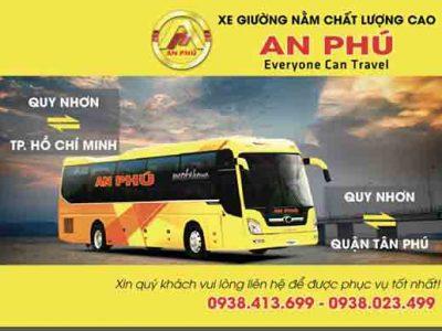 Nhà Xe An Phú Sài Gòn Quy Nhơn